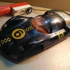 Jouets anciens Sanchís: BOLIDO PORSCHE NEGRO SANCHIS, SEGÚN FOTOS. Lote 226634870