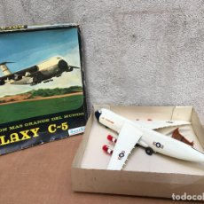 Jouets anciens Sanchís: AVION GALAXY C-5, DE SANCHIS,US AIR FORCE. A FRICCION. Lote 226794870