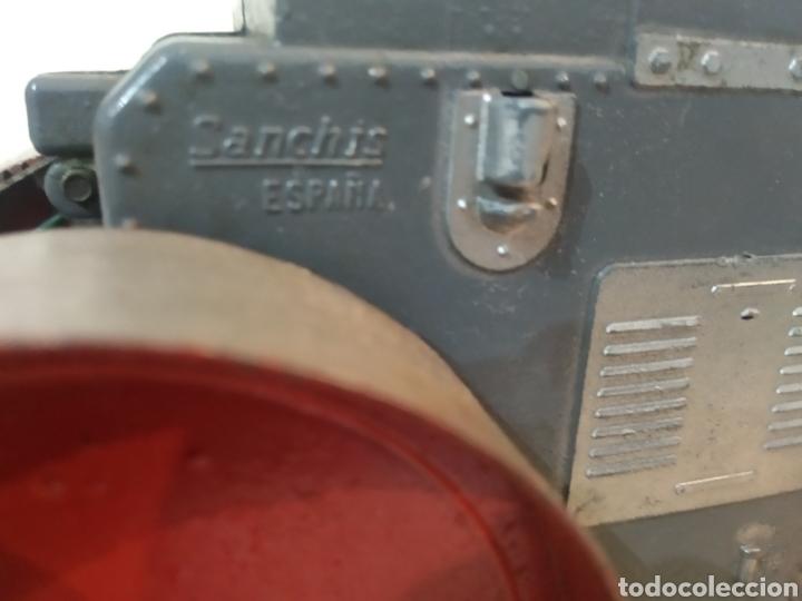 Juguetes antiguos Sanchís: Apisonadora de juguete años 60.Fabricado por Sanchis - Foto 10 - 226927020