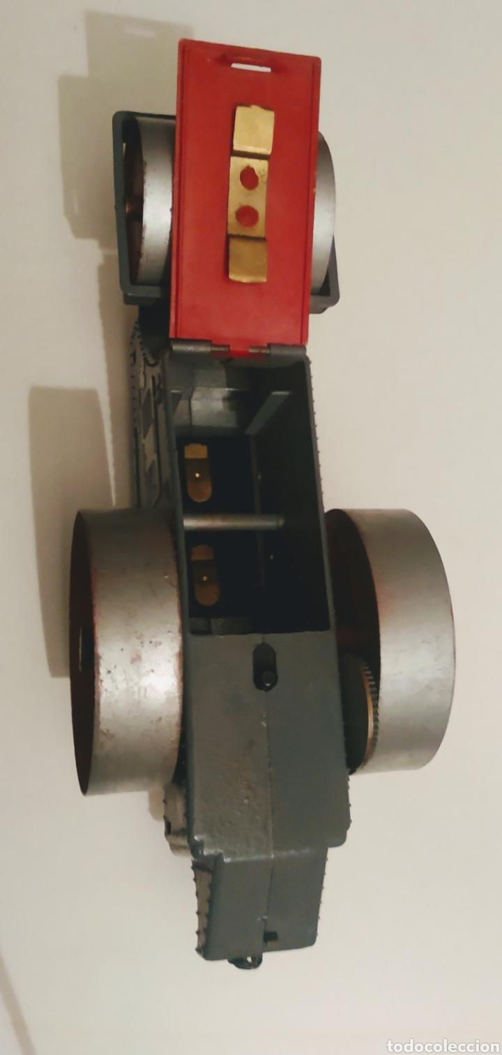 Juguetes antiguos Sanchís: Apisonadora de juguete años 60.Fabricado por Sanchis - Foto 13 - 226927020