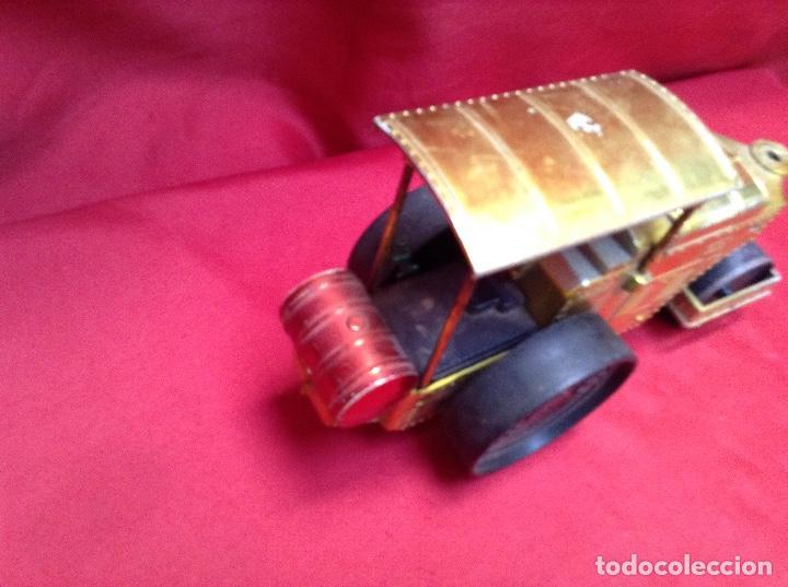 Juguetes antiguos Sanchís: Elevadora toro o carretilla , marca Sanchís y apisonadora más tanque jabato de rico - Foto 24 - 228114645