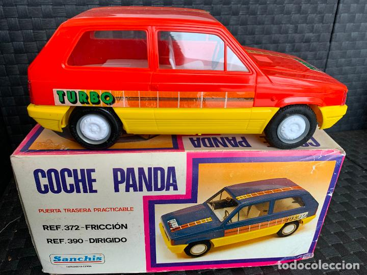 Juguetes antiguos Sanchís: SANCHIS SEAT PANDA 35 FRICCION RFA 372 - Foto 3 - 239419785