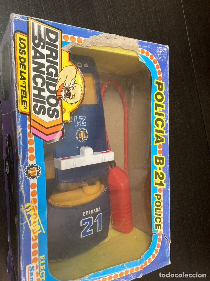 Juguetes antiguos Sanchís: Citroen cx Sanchis, juguete antiguo, no Rico, paya, jyesa, joustra, gama, Arnold - Foto 13 - 243325670