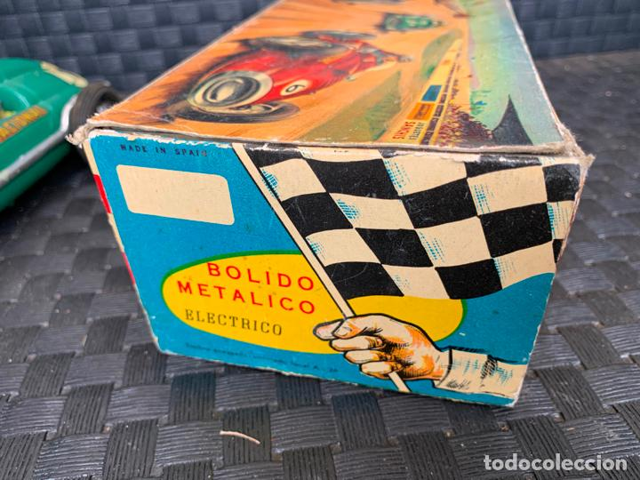 Juguetes antiguos Sanchís: BOLIDO METALICO SANCHIS AÑOS 60 - Foto 16 - 244534625