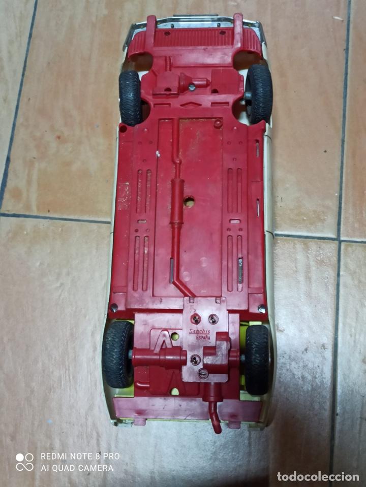 Juguetes antiguos Sanchís: Sanchis citroen y moto Paya, rico, jyesa, juguete antiguo - Foto 4 - 253123325