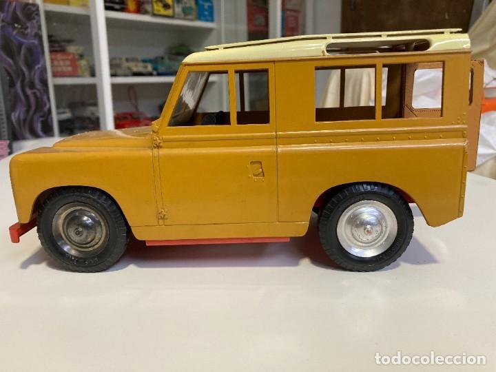 Juguetes antiguos Sanchís: Land Rover Sanchis, no Paya, jyesa, rico, shucco, joustra, gama. Juguete antiguo, coche juguete - Foto 6 - 254472305