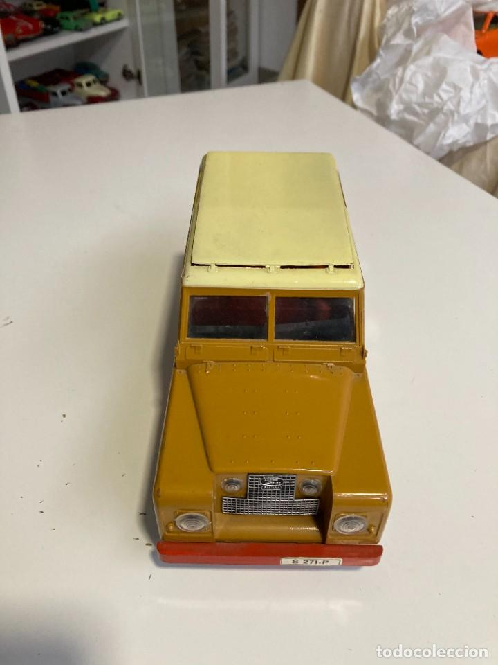Juguetes antiguos Sanchís: Land Rover Sanchis, no Paya, jyesa, rico, shucco, joustra, gama. Juguete antiguo, coche juguete - Foto 7 - 254472305