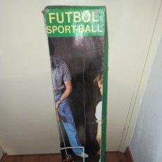 Jouets anciens Sanchís: FUTBOL SPORT-BALL SANCHIS AÑOS 60-70 NUEVO. Lote 258148640