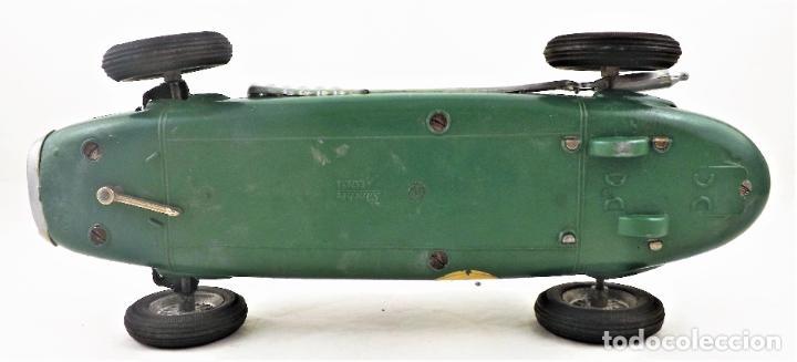 Juguetes antiguos Sanchís: Sanchis. Bolido nº 1 años 60 Color verde - Foto 15 - 261939970