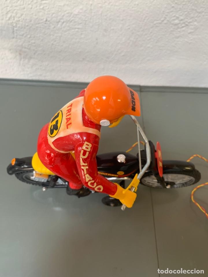 Juguetes antiguos Sanchís: Bultaco Trial Dirigida Sanchís - Foto 3 - 262217450