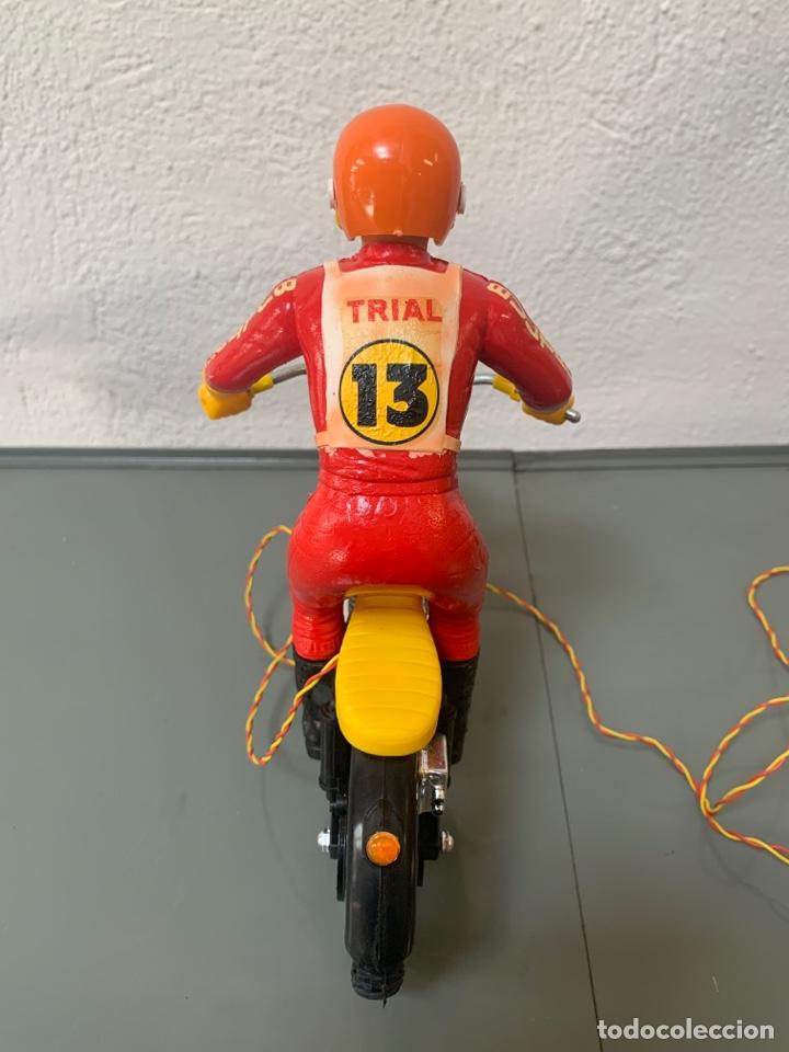 Juguetes antiguos Sanchís: Bultaco Trial Dirigida Sanchís - Foto 4 - 262217450