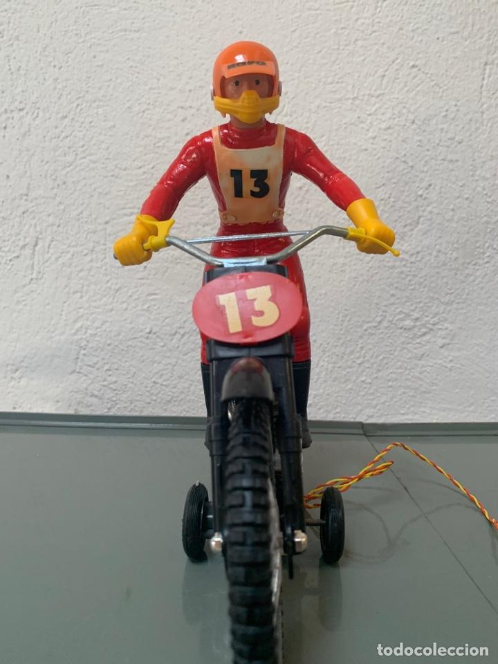 Juguetes antiguos Sanchís: Bultaco Trial Dirigida Sanchís - Foto 5 - 262217450