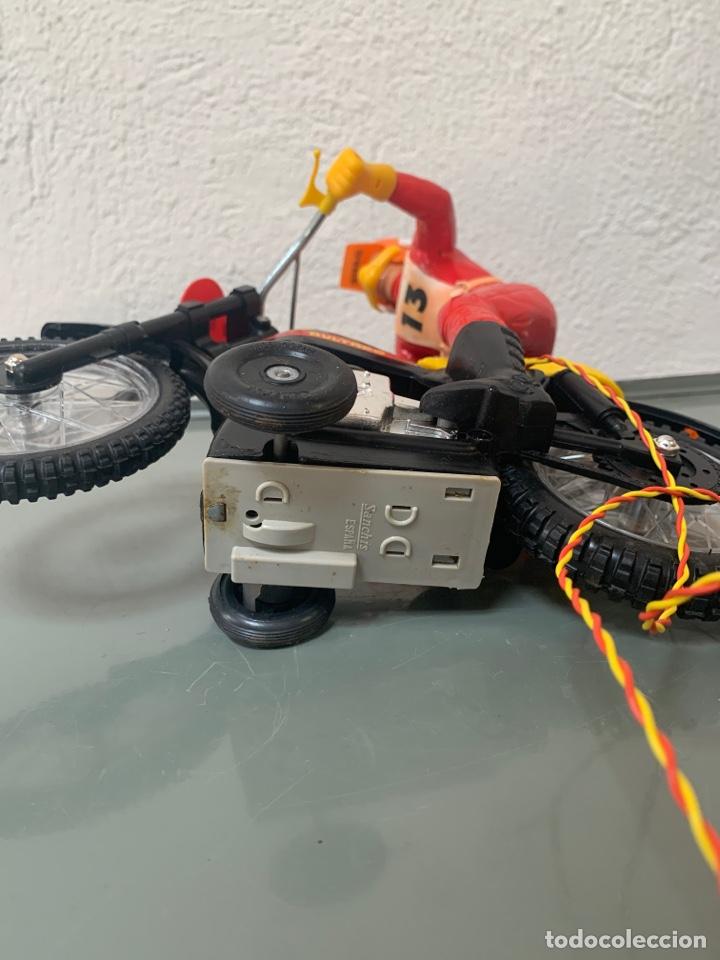 Juguetes antiguos Sanchís: Bultaco Trial Dirigida Sanchís - Foto 6 - 262217450