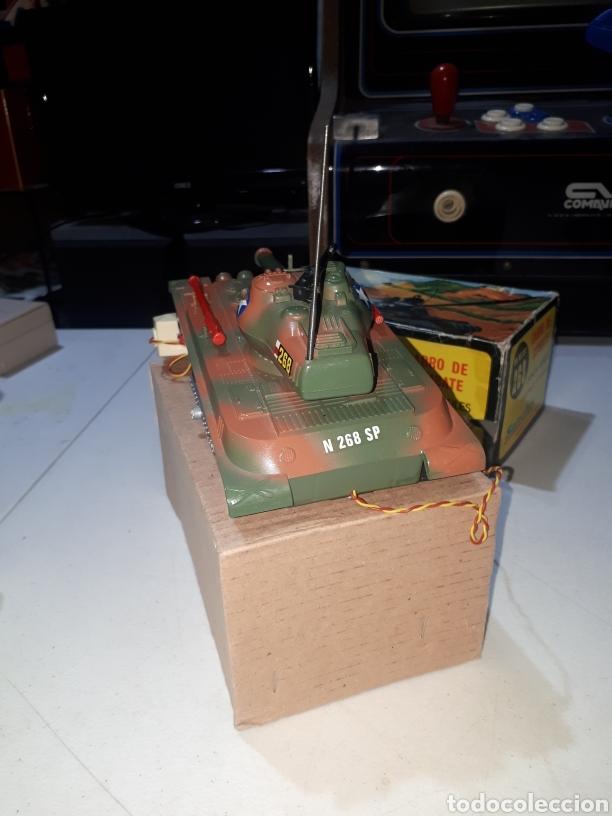 Juguetes antiguos Sanchís: Carro combate Lanza Misiles Sanchis REF 268 muy buen estado leer descripción - Foto 9 - 269458768