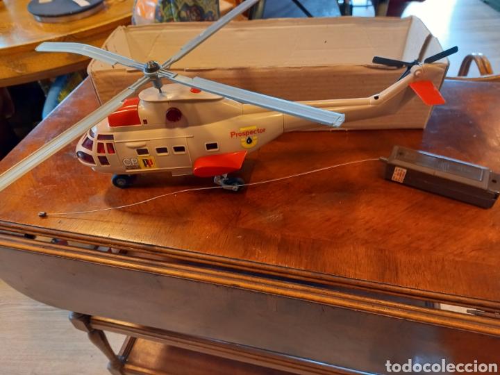 Juguetes antiguos Sanchís: Helicoptero puma sanchis - Foto 2 - 288556753
