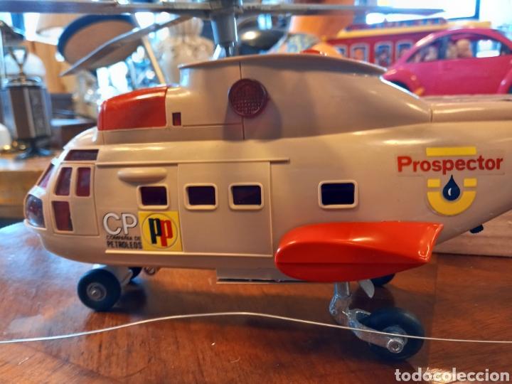 Juguetes antiguos Sanchís: Helicoptero puma sanchis - Foto 4 - 288556753