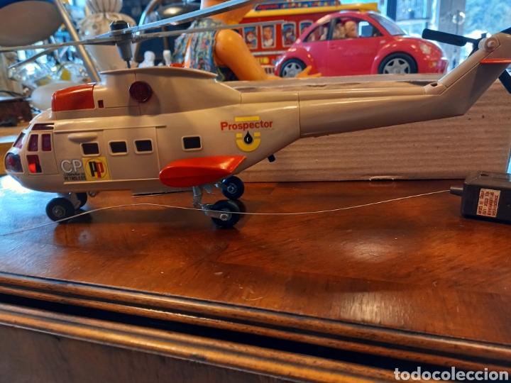 Juguetes antiguos Sanchís: Helicoptero puma sanchis - Foto 5 - 288556753