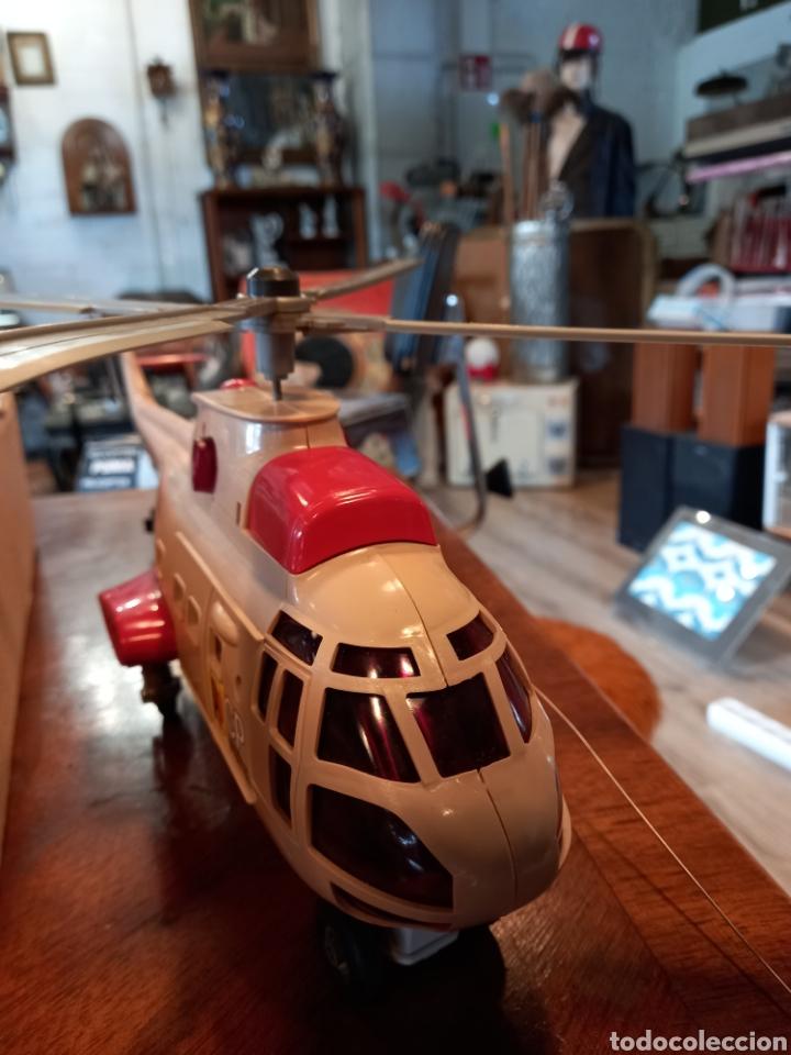 Juguetes antiguos Sanchís: Helicoptero puma sanchis - Foto 7 - 288556753