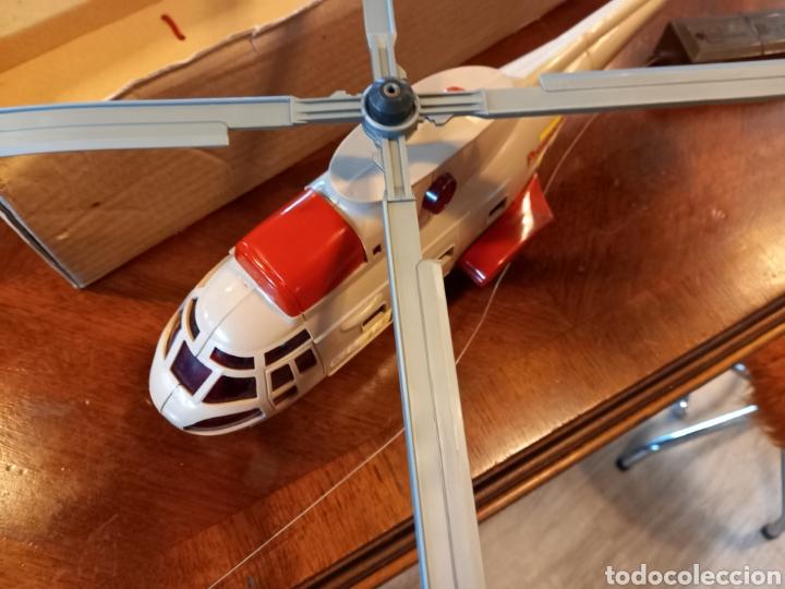 Juguetes antiguos Sanchís: Helicoptero puma sanchis - Foto 10 - 288556753