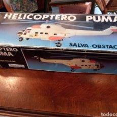 Juguetes antiguos Sanchís: HELICOPTERO PUMA SANCHIS. Lote 288556753