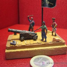 Juguetes Antiguos: SOLDADOS PLOMO DE 22 MIL, PIRATAS - VER FOTOS ADICIONALES -. Lote 27333887