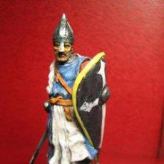 Juguetes Antiguos: SOLDADO DE PLOMO DE 54 MIL, NORMANDO, 1066, DE LA MARCA ANDREA - VER FOTO -. Lote 26787143