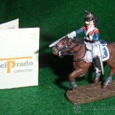 Juguetes Antiguos: SOLDADO DE CABALLERIA CORACERO DE NAPOLEON - (AHORRA GASTOS DE ENVIO - COMPRANDO MAS ARTICULOS). Lote 26609432