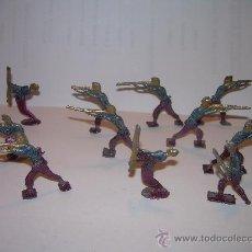 Juguetes Antiguos: ANTIGUOS SOLDADOS DE PLOMO. Lote 56115130
