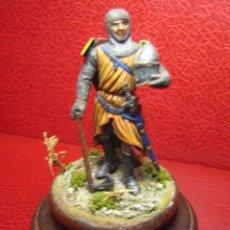 Juguetes Antiguos: SOLDADO PLOMO - SIR ROGER DE TRUMOUNGTON, 1289 - ESCALA 54 MM - VER FOTOGRAFIAS. Lote 26740711