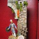 Juguetes Antiguos: SOLDADO DE PLOMO - FARIS SARRACENO - AÑO 1119 - ESCALA 54 MM - VER FOTOGRAFIAS. Lote 27438163
