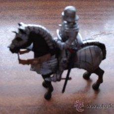 Juguetes Antiguos: CABALLERO SOLDADO DE PLOMO . Lote 16424229