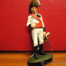 Juguetes Antiguos: SOLDADO DE PLOMO CAPITA GENERAL CASTAÑOS BAILEN 1808. Lote 21864788