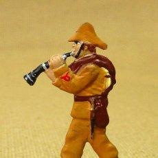 Juguetes Antiguos: SOLDADO PLANO PLOMO, VICENTE MALLOL, MUSICO, SALACOT, LEAD FLAT SOLDIER 1980S. Lote 22272281