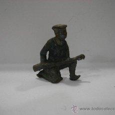 Juguetes Antiguos: SOLDADO DE PLOMO. ANTIGUO.. Lote 23135905