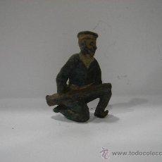 Juguetes Antiguos: SOLDADO DE PLOMO. ANTIGUO.. Lote 23135910