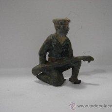 Juguetes Antiguos: SOLDADO DE PLOMO. ANTIGUO.. Lote 23135911