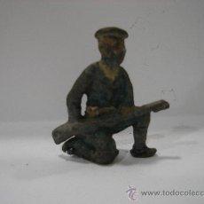 Juguetes Antiguos: SOLDADO DE PLOMO. ANTIGUO.. Lote 23135913