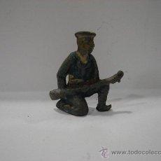 Juguetes Antiguos: SOLDADO DE PLOMO. ANTIGUO.. Lote 23135941