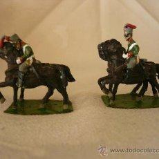 Juguetes Antiguos: ANTIGUOS SOLDADITOS DE PLOMO.. Lote 24593964