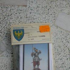 Juguetes Antiguos: FIGURA DE METAL DE LA CASA FRIUMODELISMO. Lote 25705892