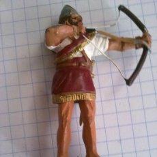 Juguetes Antiguos: SOLDADO DE PLOMO DE 7 CM-APROXIMADAMENTE. Lote 30817901