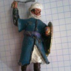 Juguetes Antiguos: SOLDADO DE PLOMO DE 7 CM-APROXIMADAMENTE. Lote 30846329