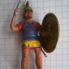 Juguetes Antiguos: SOLDADO DE PLOMO DE 7 CM-APROXIMADAMENTE. Lote 30846346