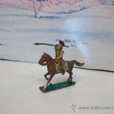 Juguetes Antiguos: FIGURA ROMANO PLOMO - 30 / 35 MM. - PLOMBY. Lote 31609413