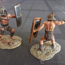 Juguetes Antiguos: GLADIADORES EN LA ARENA DEL CIRCO-1/32(60MM).-CONTE COLLECTIBLES- FIGURES CLUB. Lote 32466696