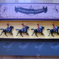 Juguetes Antiguos: 5TH DRAGOON GUARDS - THE PRINCESS CHARLOTTE OF WALES´S - BRITAINS TOY SOLDIERS 8821. Lote 35792225