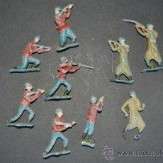 Juguetes Antiguos: SOLDADOS DE PLOMO, POSIBLE CASANELLAS CAPELL EULOGIO. Lote 37544258