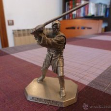 Juguetes Antiguos: OBI-WAN KENOBI-STAR WARS FIGURA METÁLICA ESCALA 1/32(54/60MM)-LIC.LUCAS FILMS IMPORT. U.S.A.-FOTOS. Lote 43651784