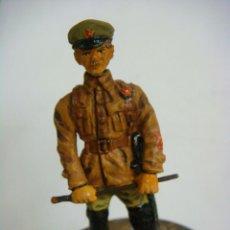 Juguetes Antiguos: FIGURA DE PLOMO SOLDADOS COMPANY COMMANDER RUSSIA-1919-. Lote 45874213