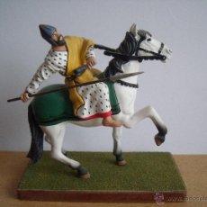 Juguetes Antiguos: CABALLEROS DE LA EDAD MEDIA ARTHUR MOMUROH - ALTAYA. Lote 46177782